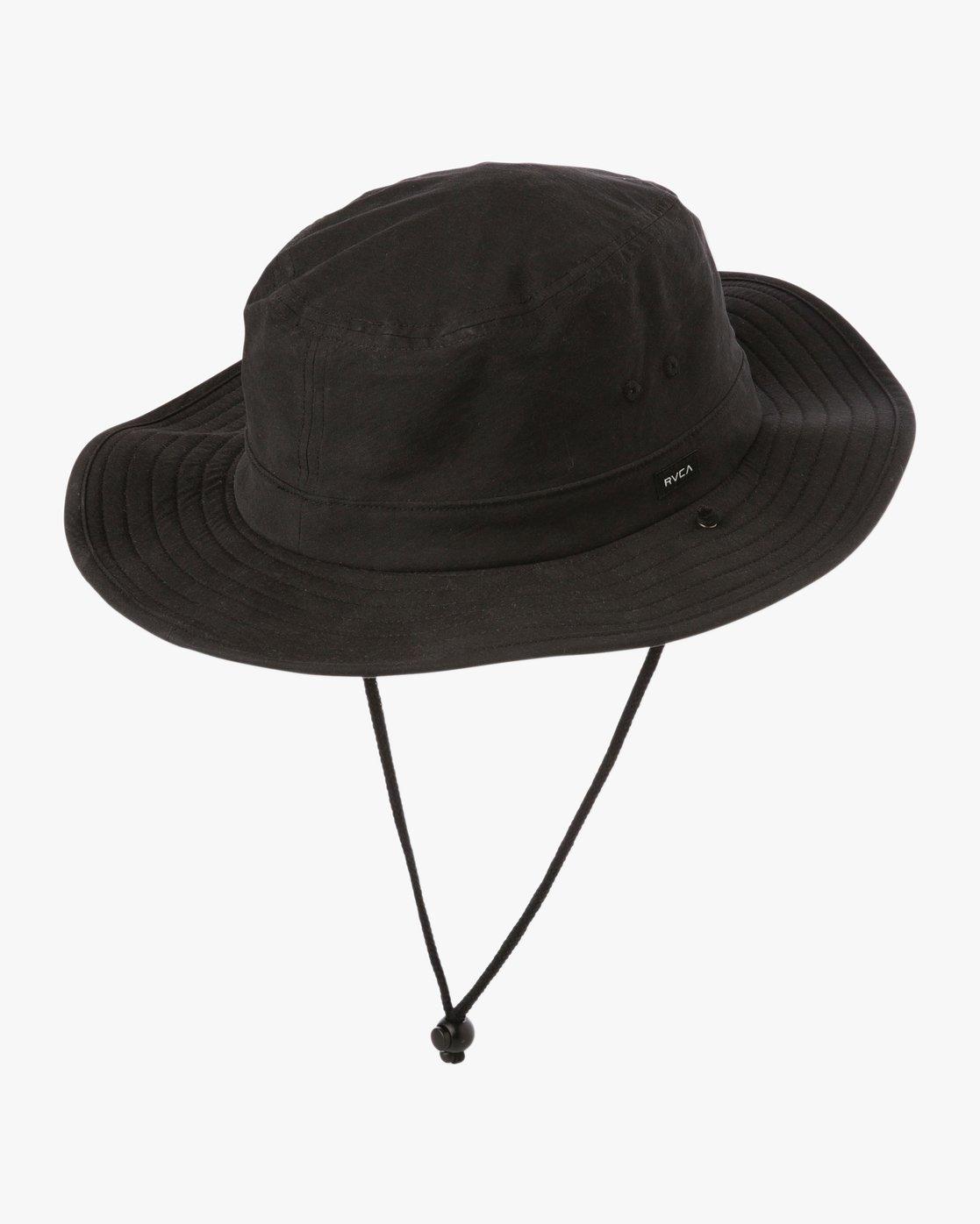 0 Balance Boonie Hat Black MAHWTRBB RVCA eafba9308d30