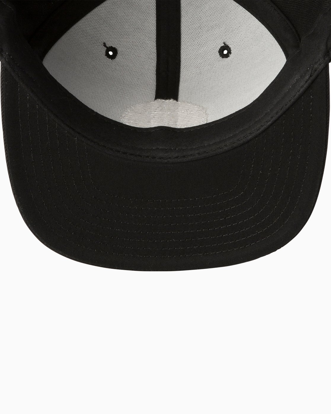 2 Diagram Snapback Hat Black MAHWTRDG RVCA