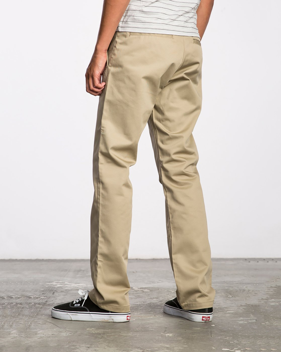 2 Week-end Stretch Pants Green MC303WST RVCA
