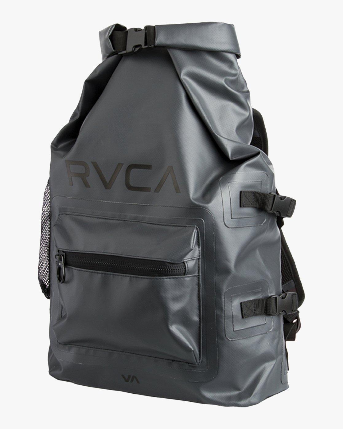 0 Go-Be II Backpack Grey MFABKGOB RVCA bb25d48154ef2