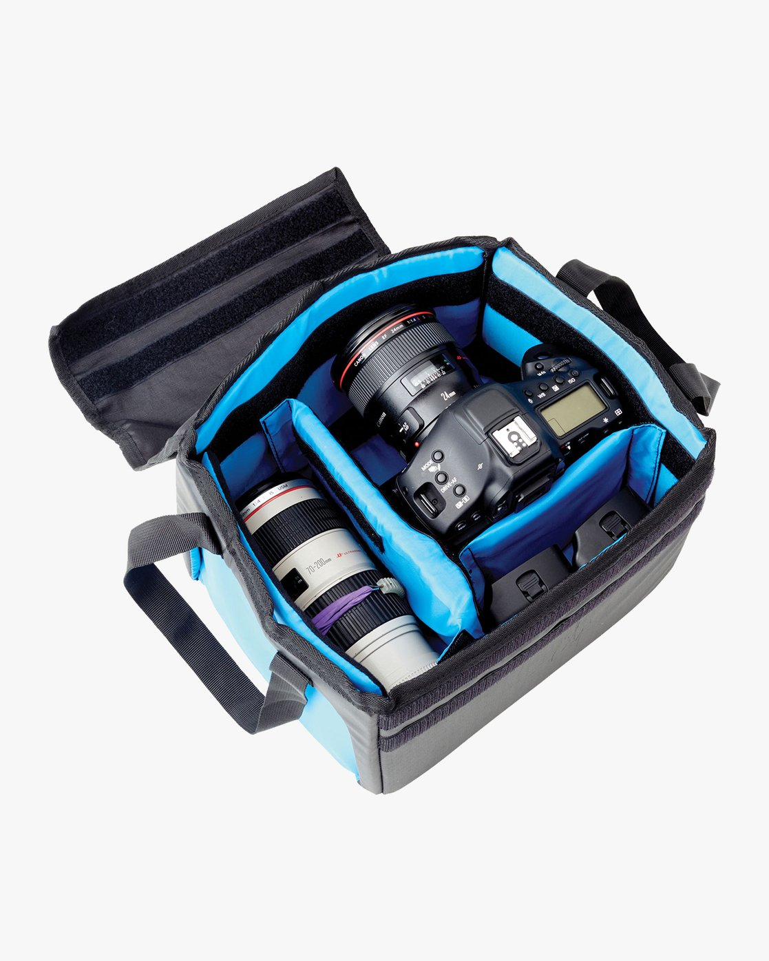 5 Zak Noyle Camera Bag Black MHABKZNB RVCA