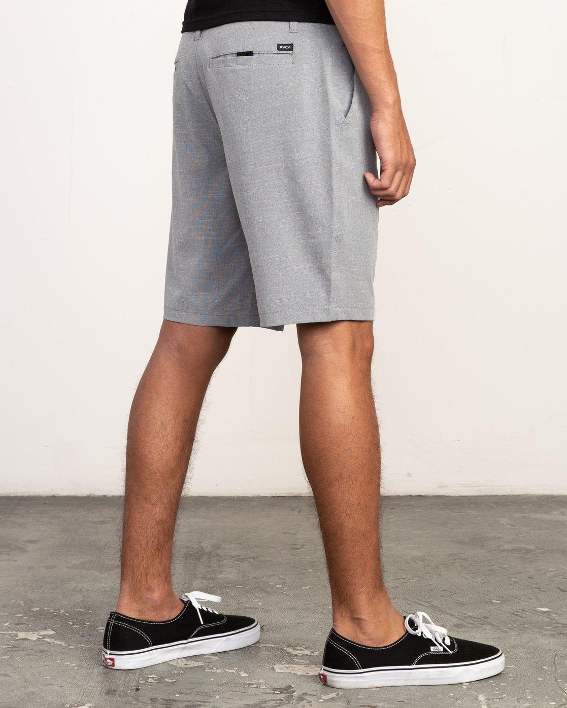 5 Balance Hybrid Shorts Black MK201BAL RVCA