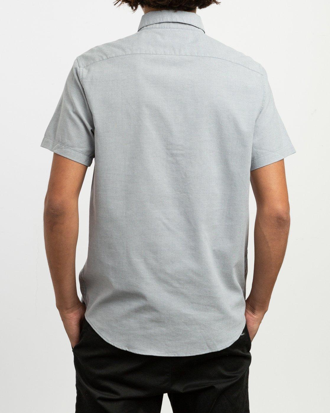 3 That'll Do Stretch Short Sleeve Shirt Multicolor MK515TDS RVCA