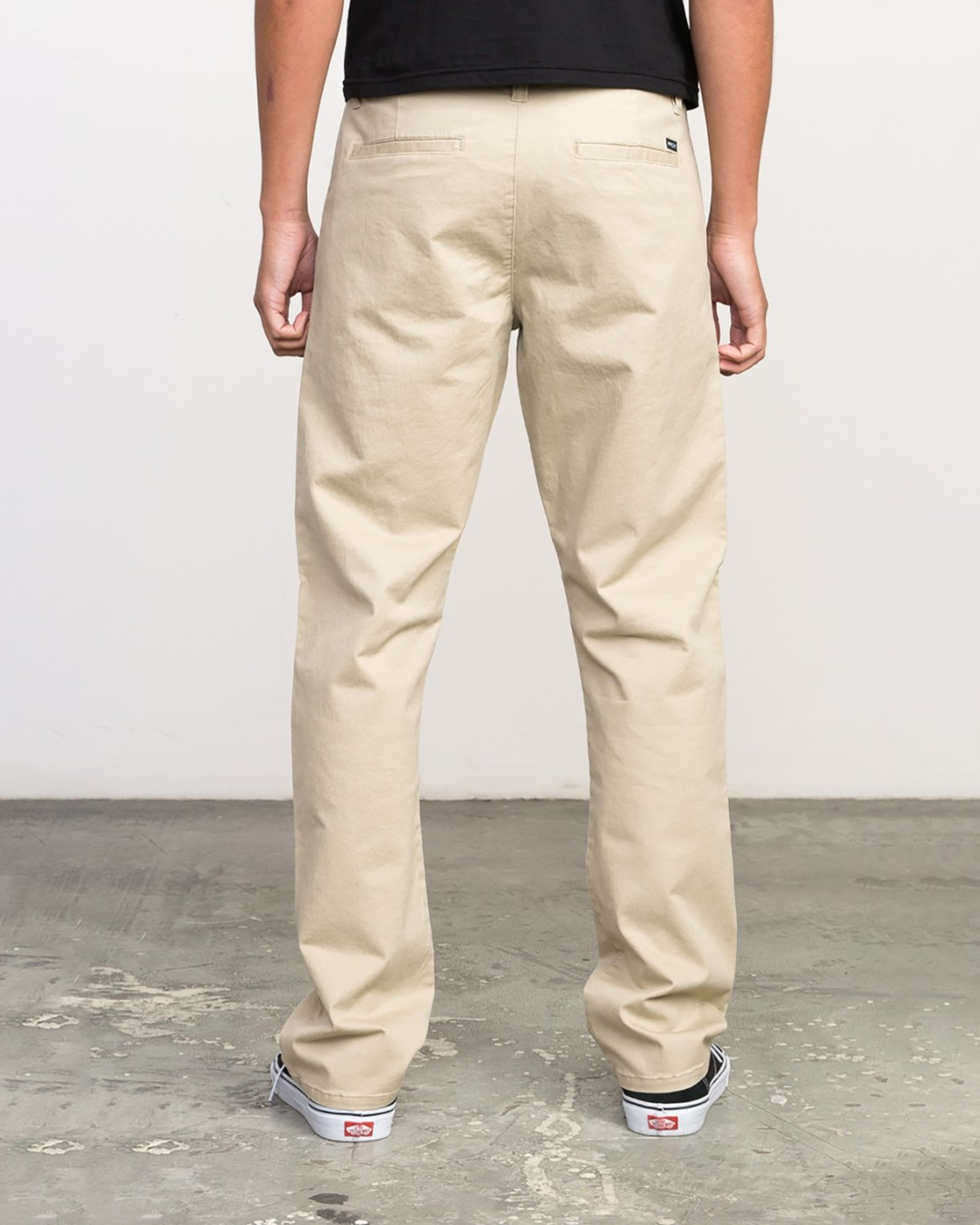 3 Stay RVCA Chino Pants Green ML301SRC RVCA
