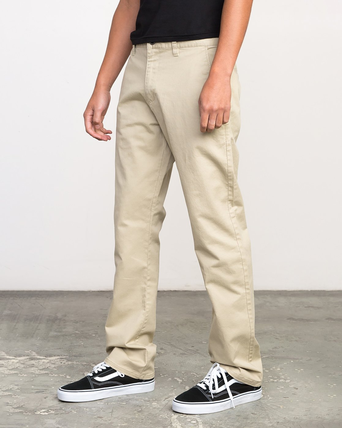 1 Stay RVCA Chino Pants Green ML301SRC RVCA