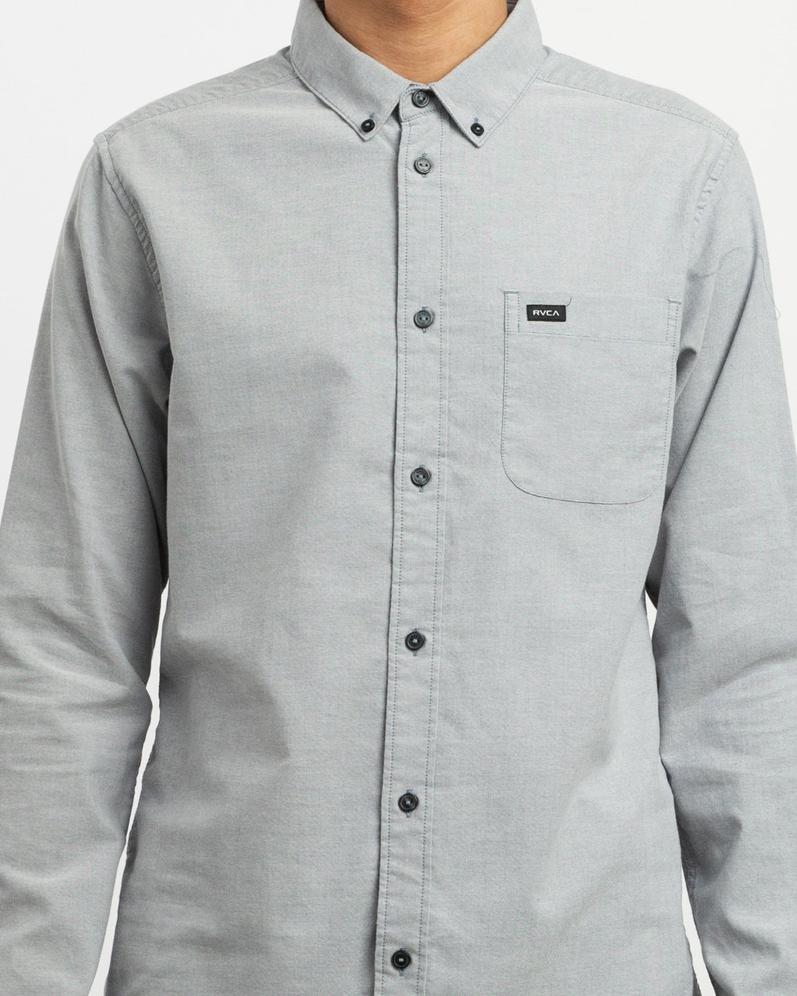 4 That'll Do Stretch Long Sleeve Shirt Multicolor ML501TSL RVCA