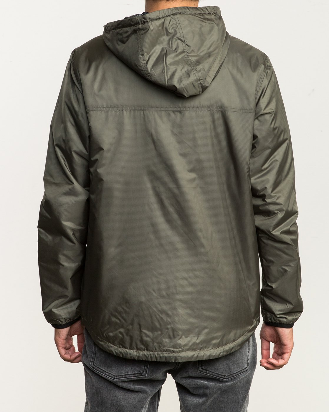 5 Tracer Jacket Green MM702TRA RVCA