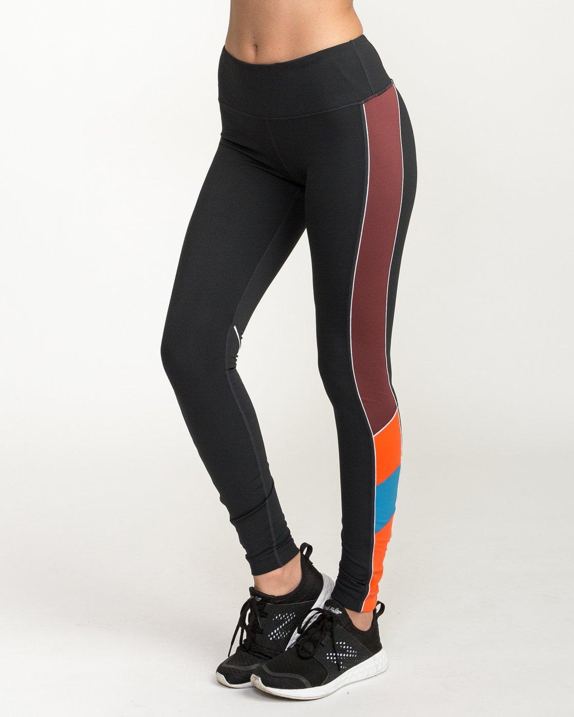 2 VA Legging Multicolor T372QRLV RVCA