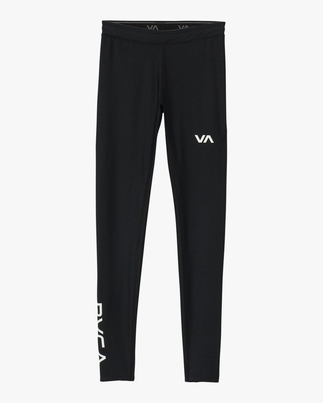 6 VA Performance Legging Black T373QRCL RVCA