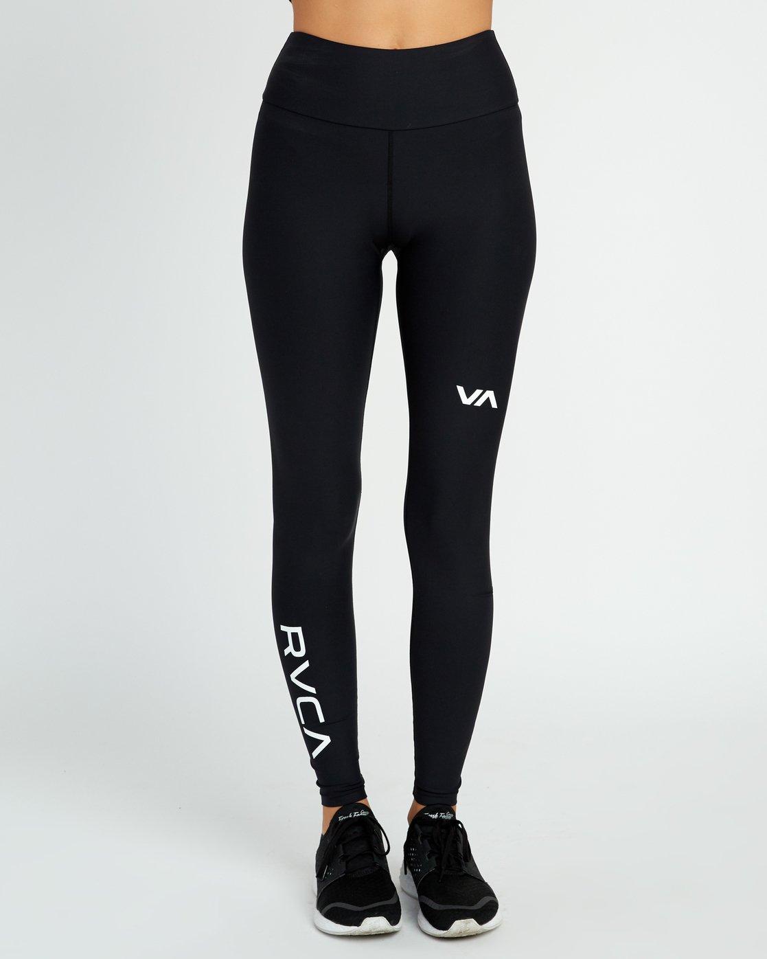 1 VA Performance Legging Black T373QRCL RVCA