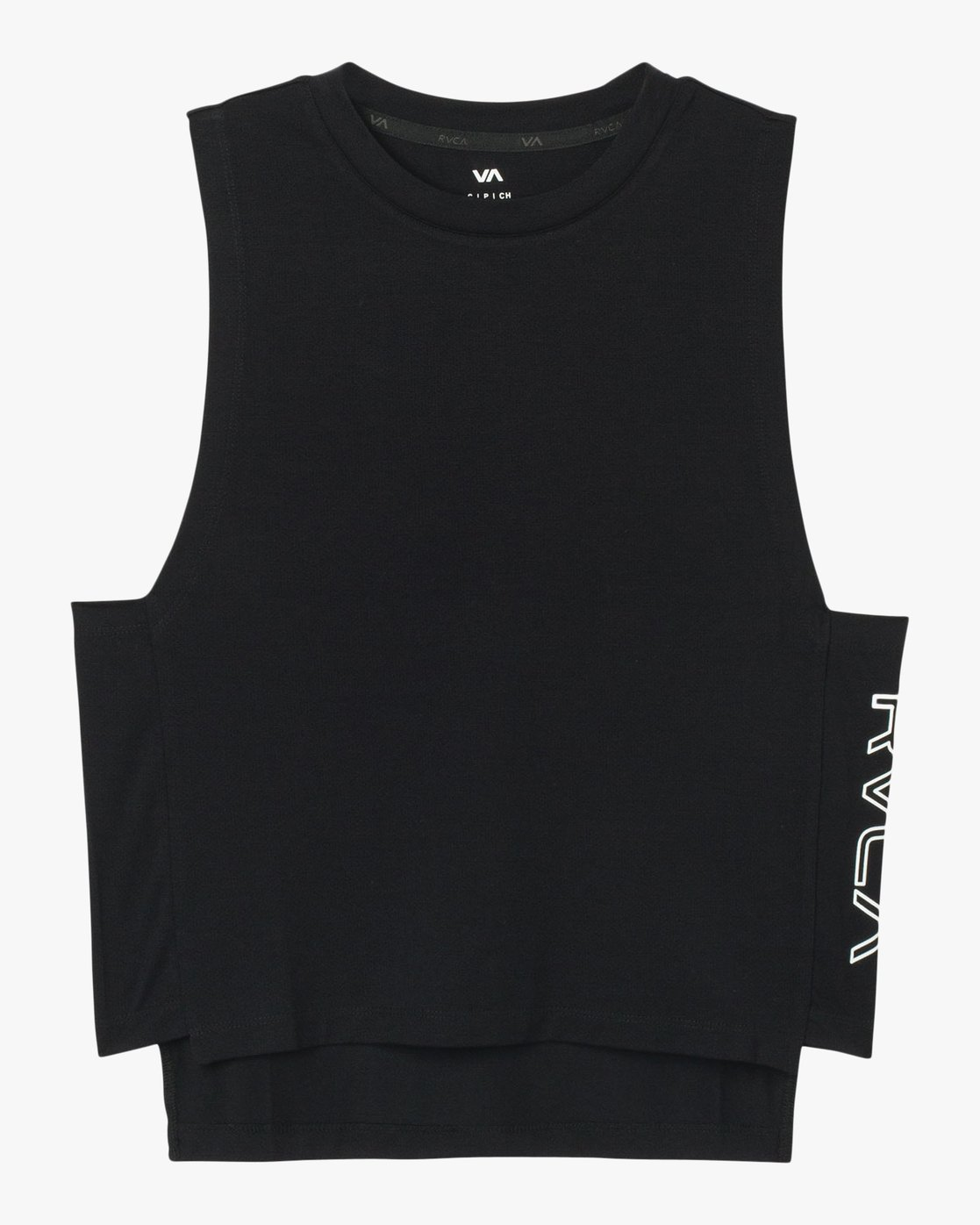 5 Rogue Tank Top Black T976QRRO RVCA