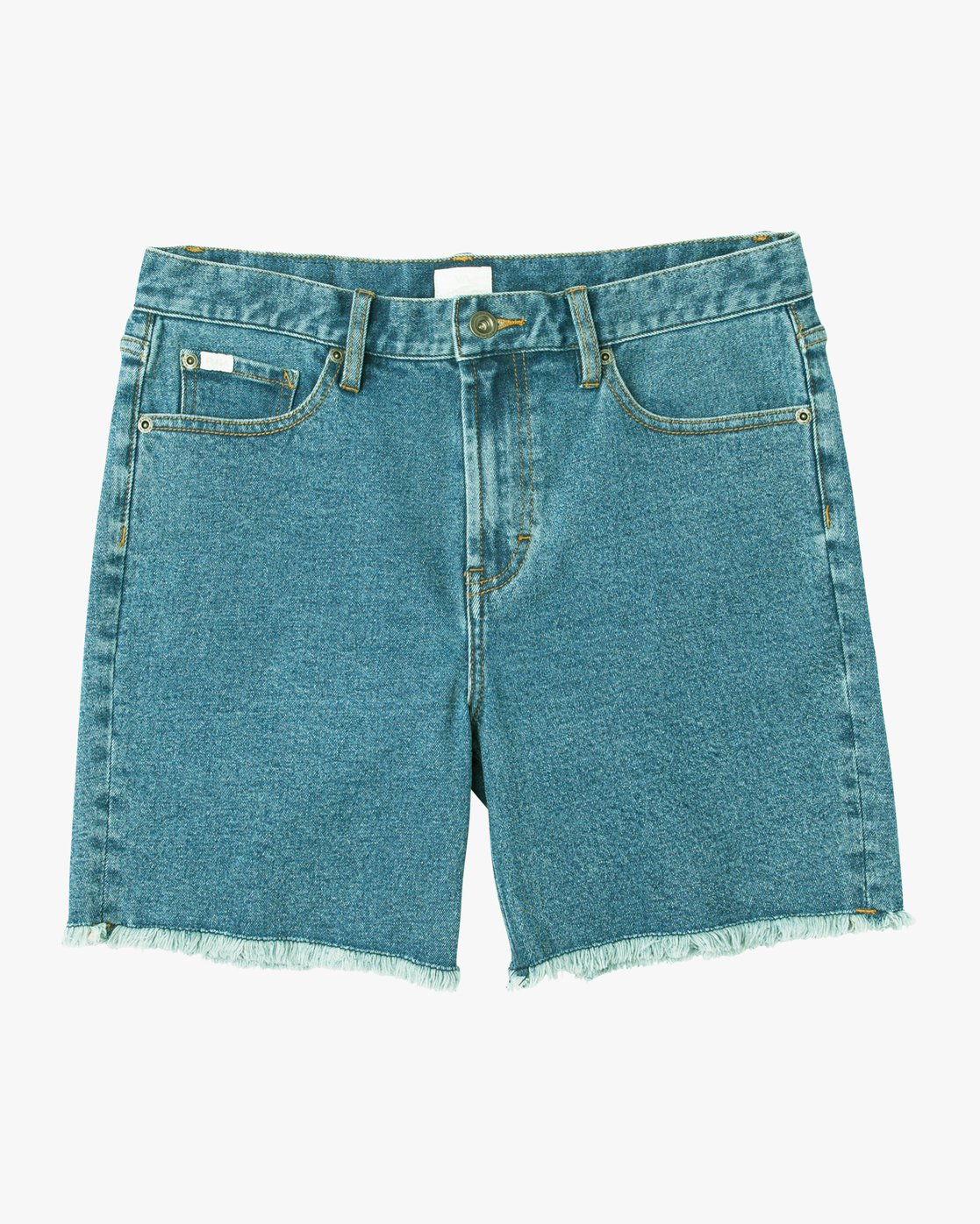 0 Neutral Carver Denim Shorts Blue U252PRCA RVCA