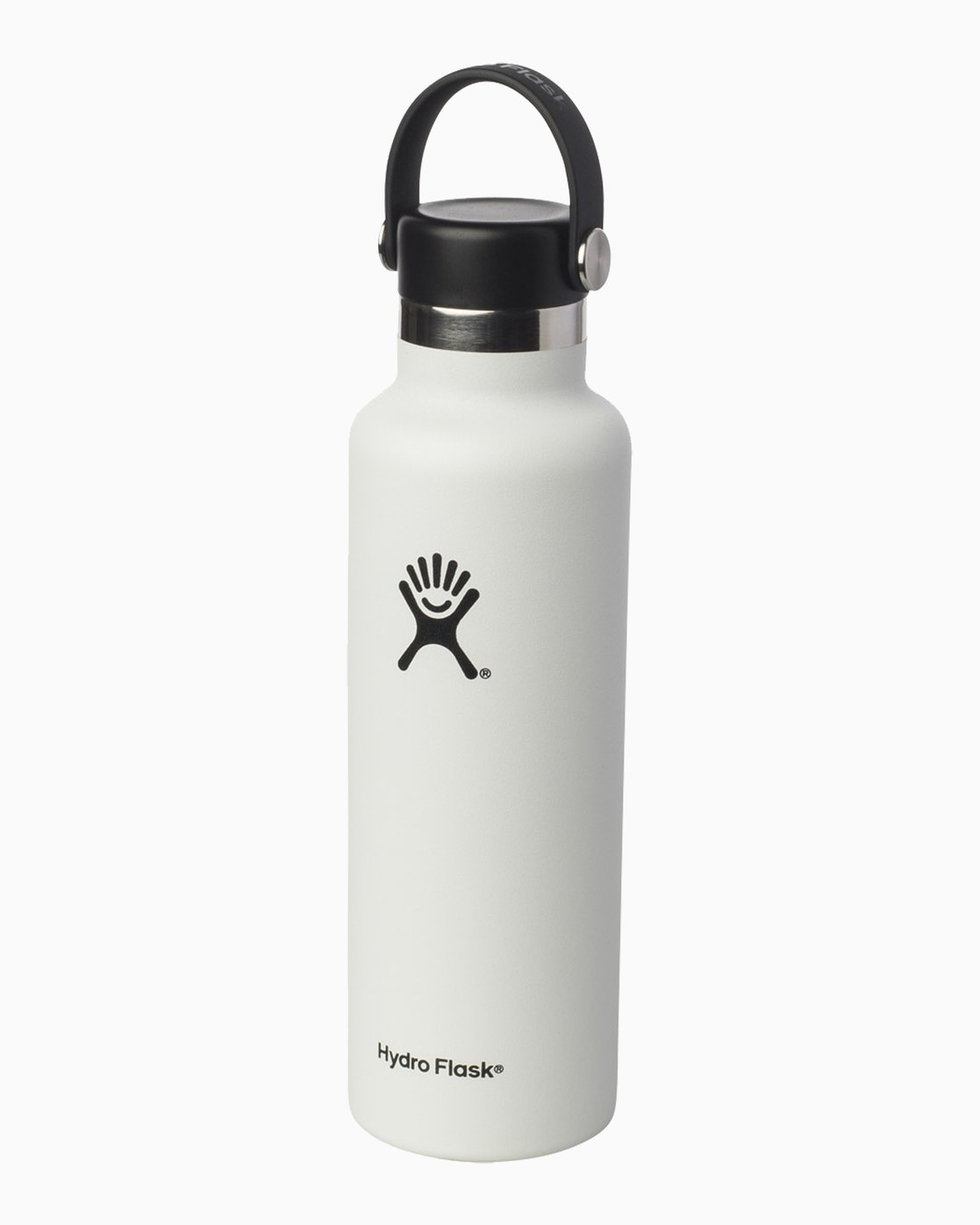 1 Hydroflask 21 Oz Water Bottle White UXAMCRHF RVCA