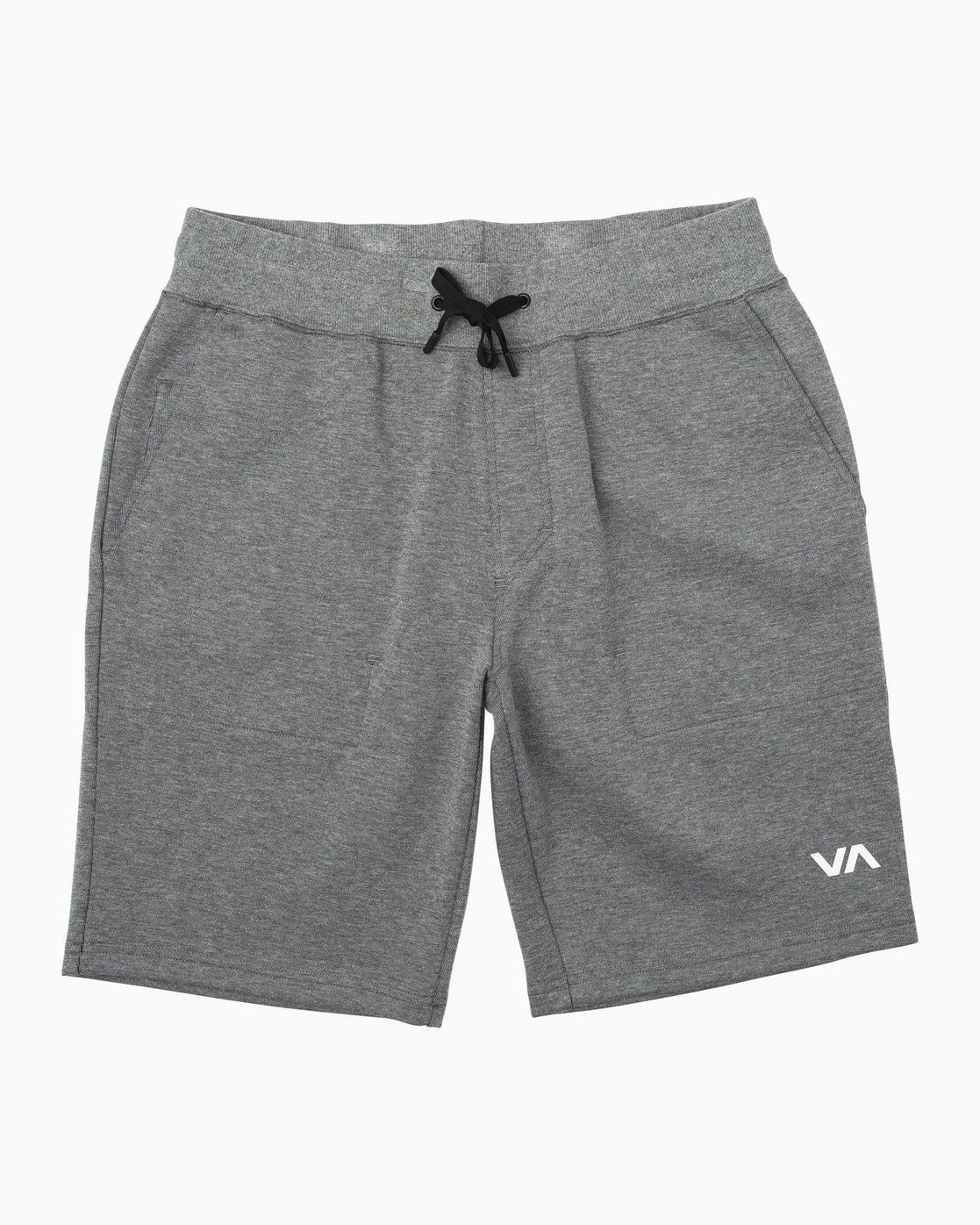 0 Sideline Sweatshort Grey V205TRSS RVCA