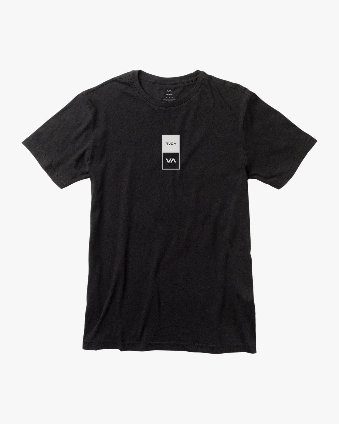 0 Dialog Box Performance T-Shirt  V402QRDB RVCA