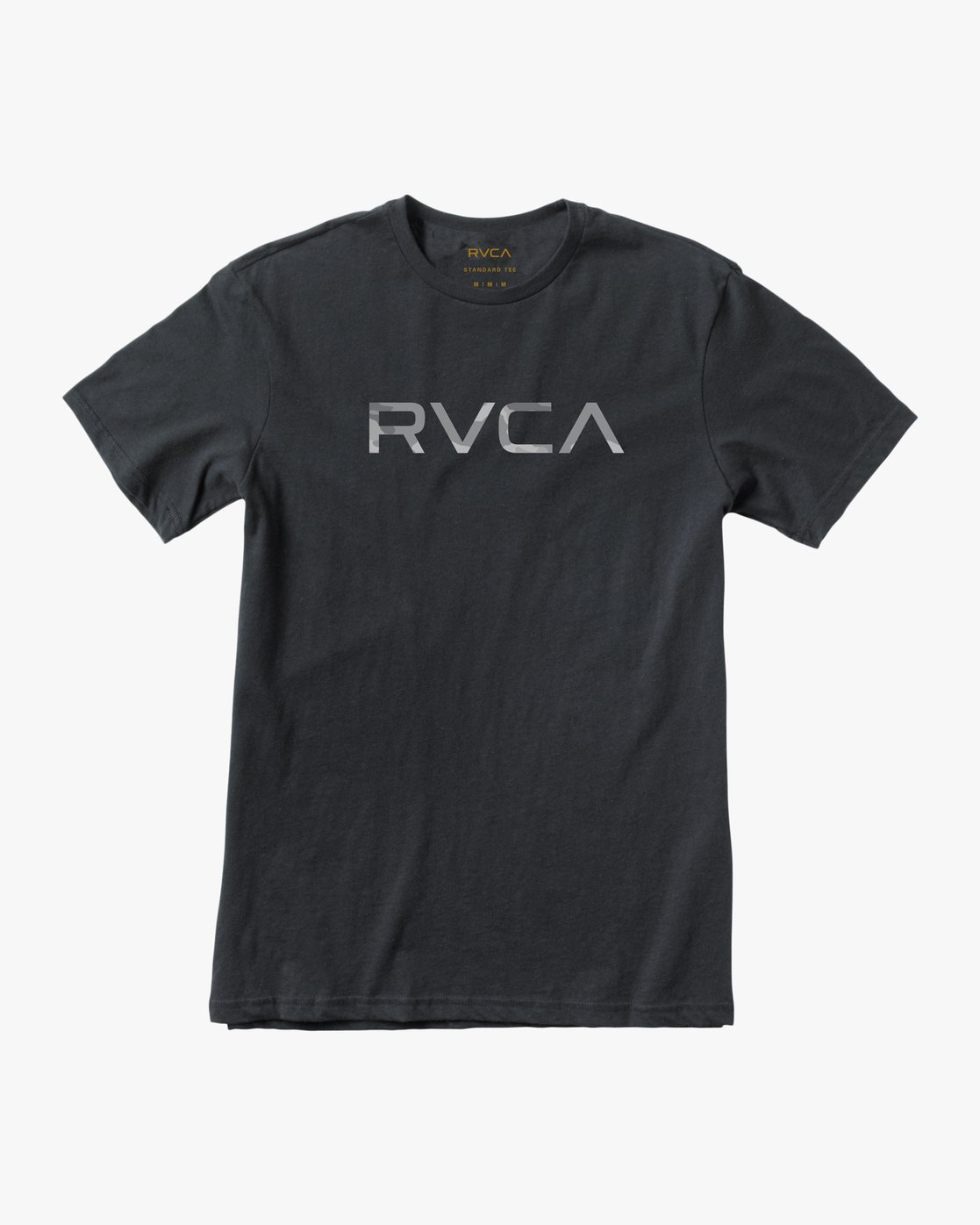 1 Big RVCA Sport T-Shirt Black V402SRBI RVCA
