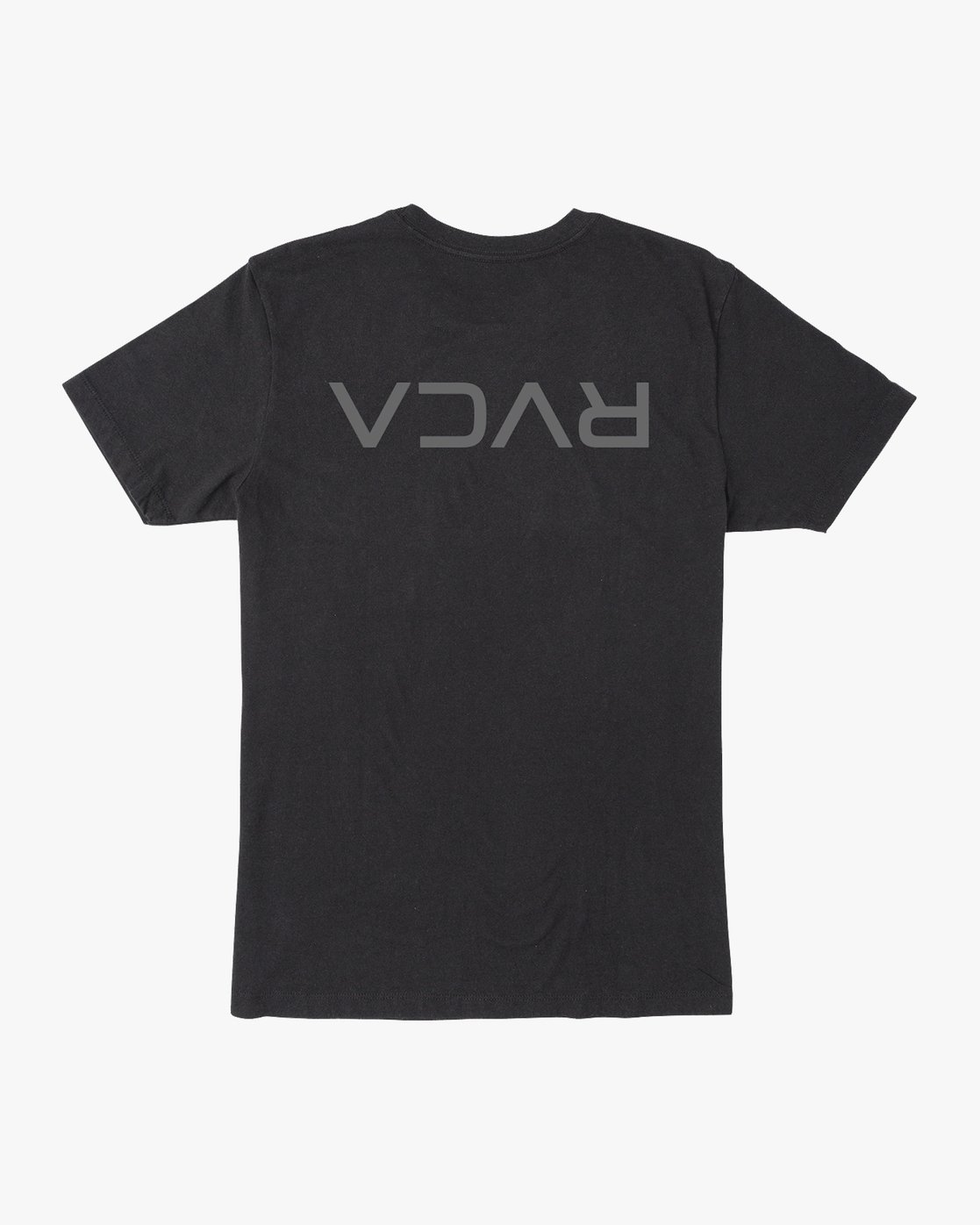 1 Flipped T-Shirt Black V402SRFL RVCA