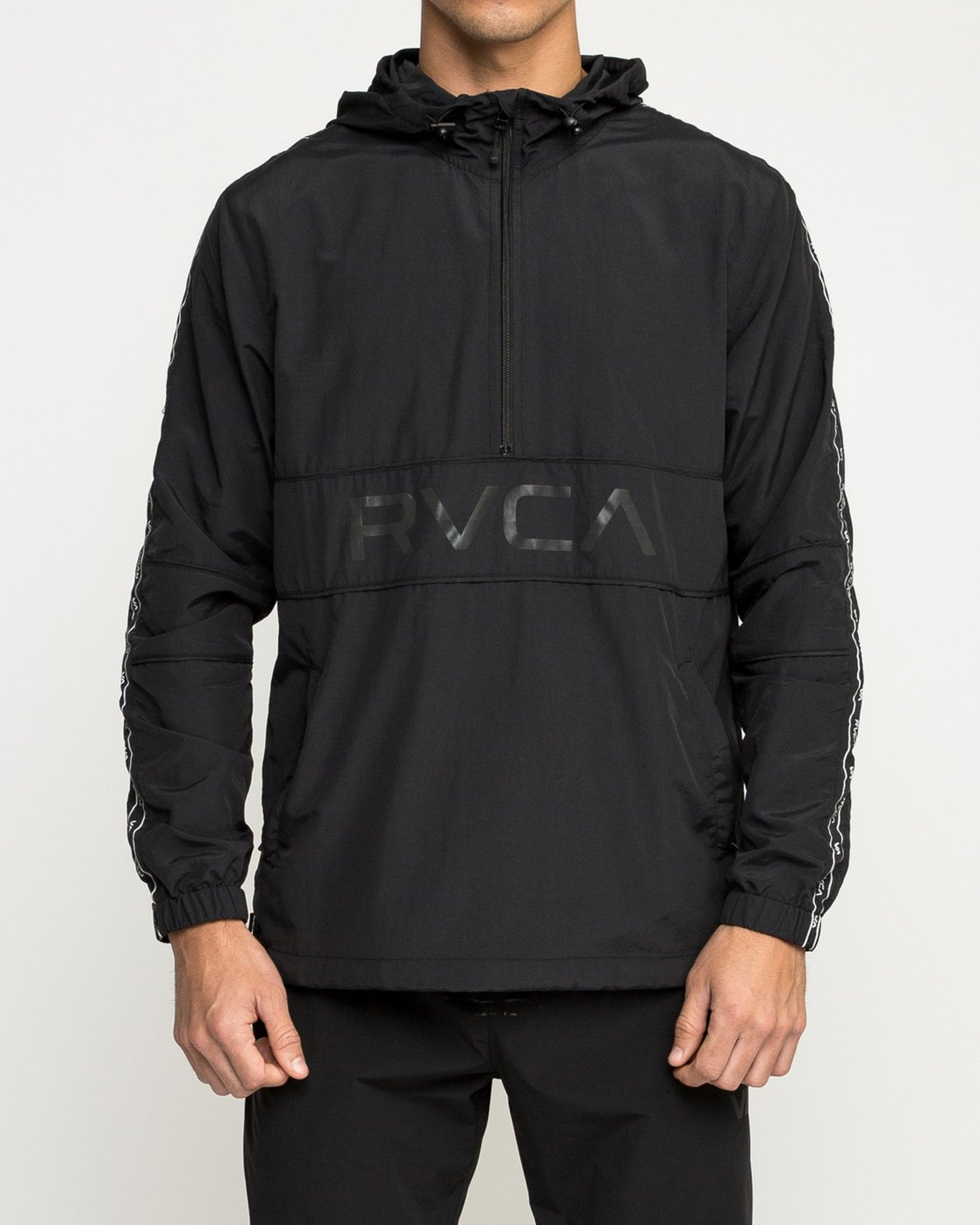 2 Adapter Anarok Jacket Black V704TRAA RVCA