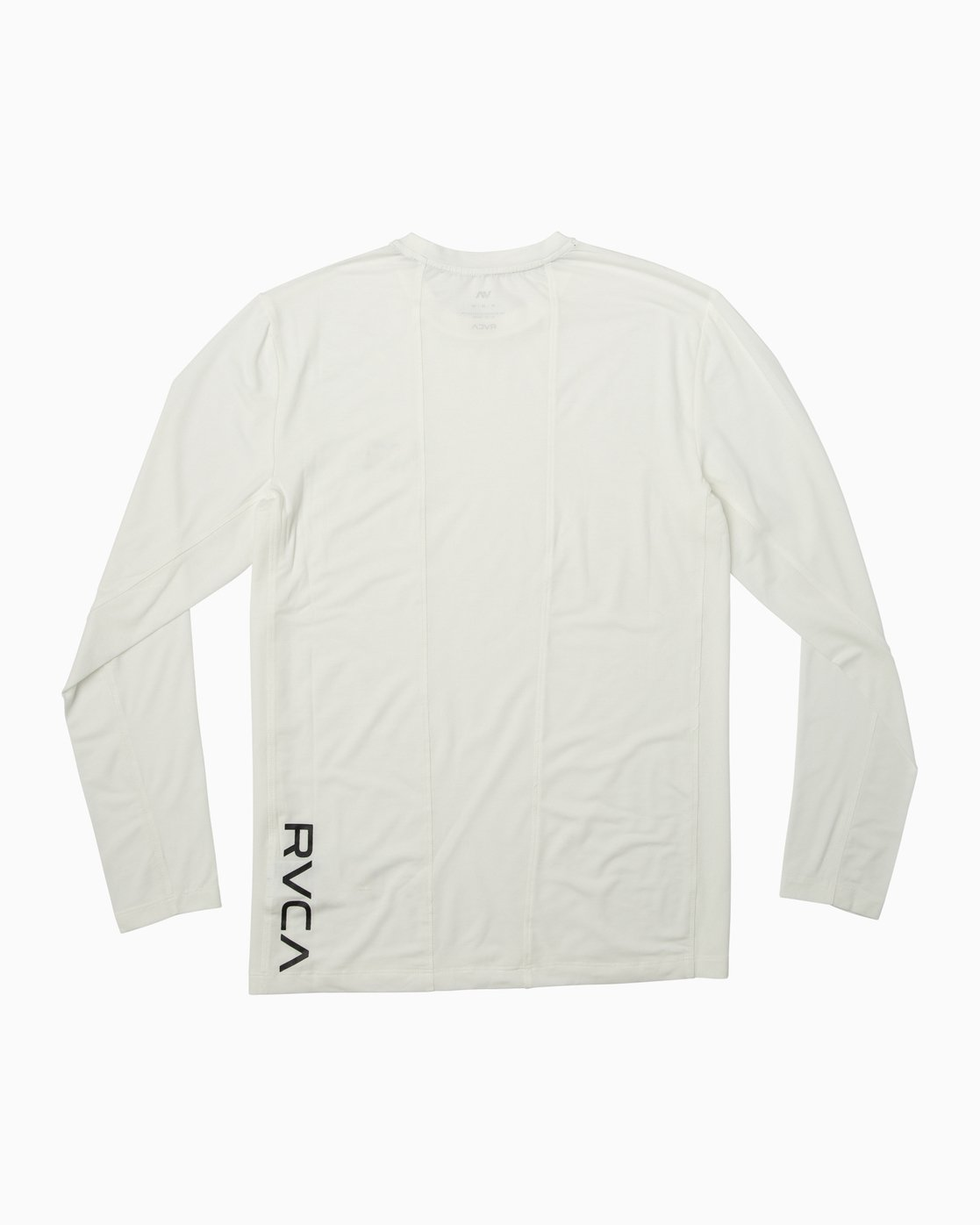 1 VA Vent Long Sleeve Top White V903QRVL RVCA