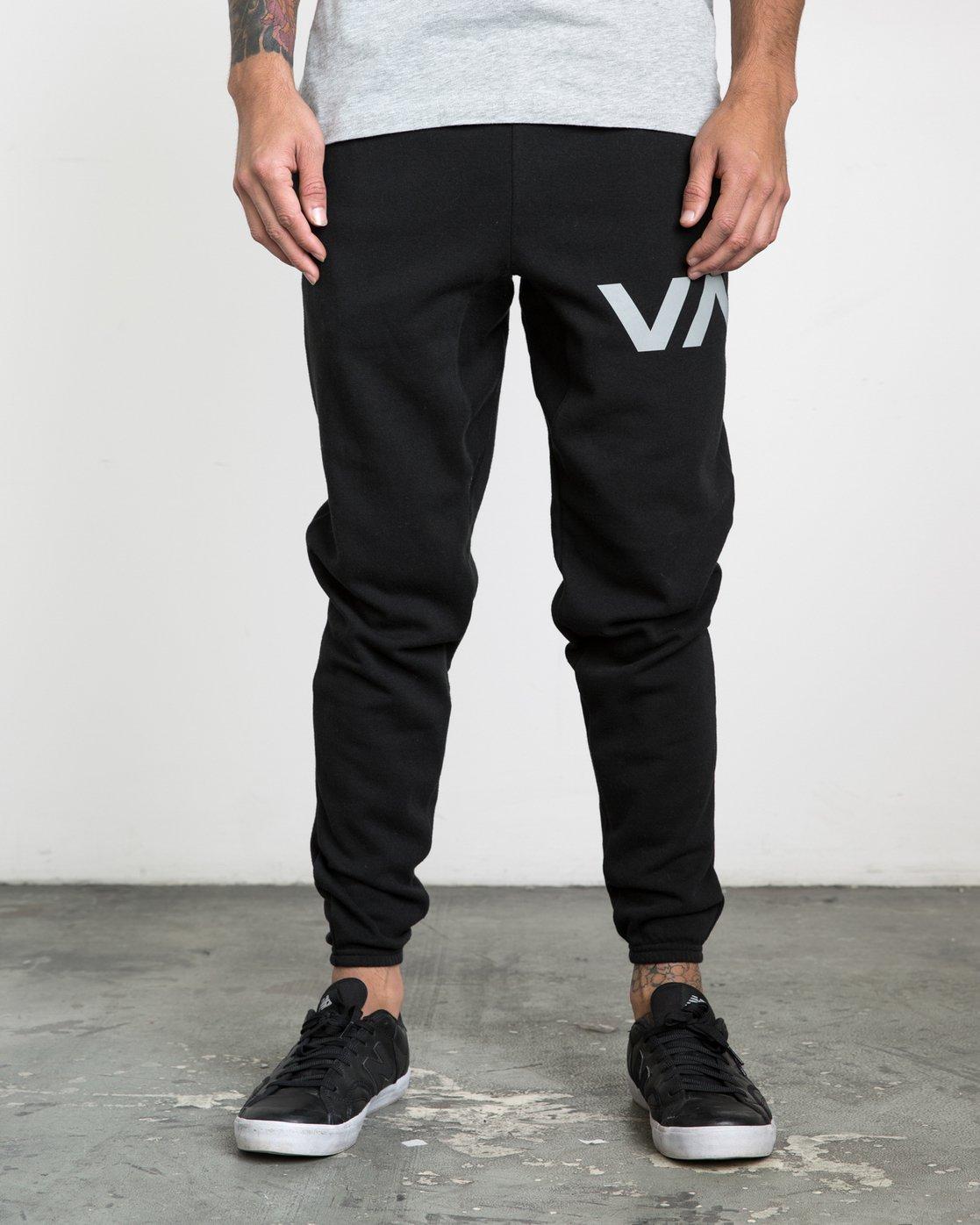0 The Swift Sweat Pant Black VJ301SWT RVCA