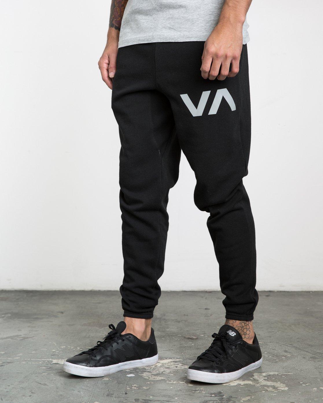1 The Swift Sweat Pant Black VJ301SWT RVCA