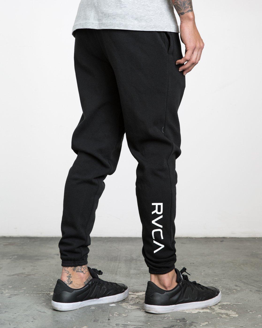 4 The Swift Sweat Pant Black VJ301SWT RVCA