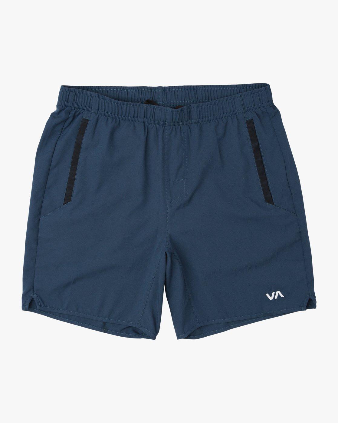 0 Yogger III Short Blue VL204YGR RVCA