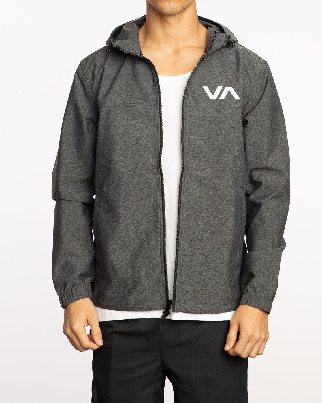 1 Steep Sport Jacket Black VL702STP RVCA