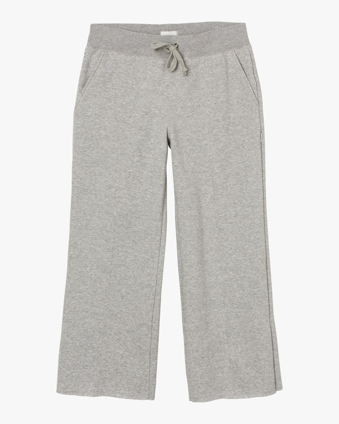 5 Stakeit Wide Leg Fleece Pant Grey W352SRST RVCA