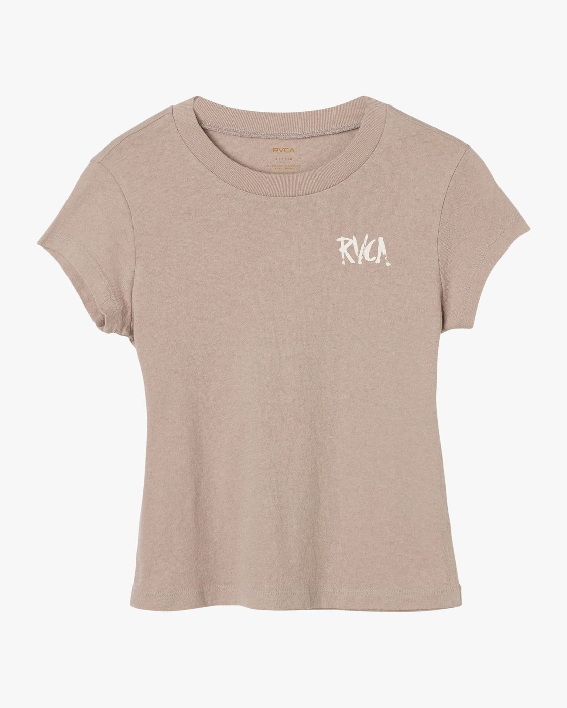 6 Spinner Fitted T-Shirt Multicolor W419QRSP RVCA