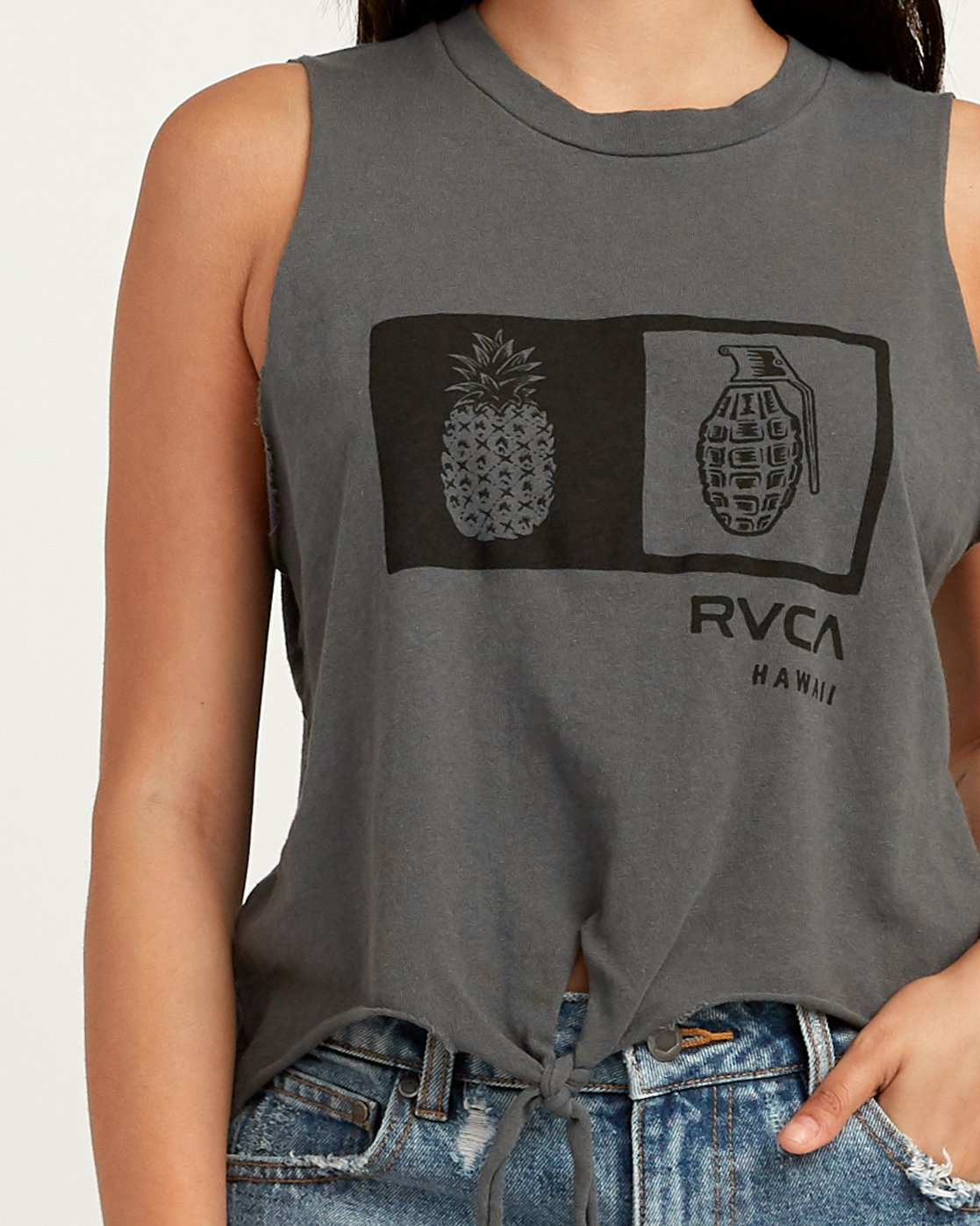 3 PINEAPPLE GRENADE BO  W494QRPS RVCA