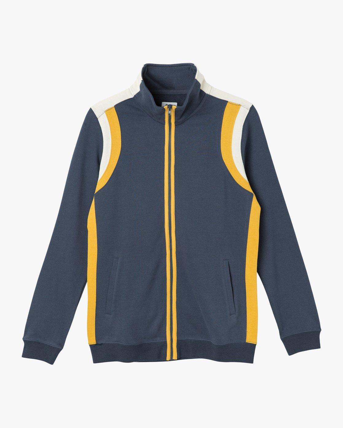 5 Space Age Fleece Jacket  W603NRSA RVCA