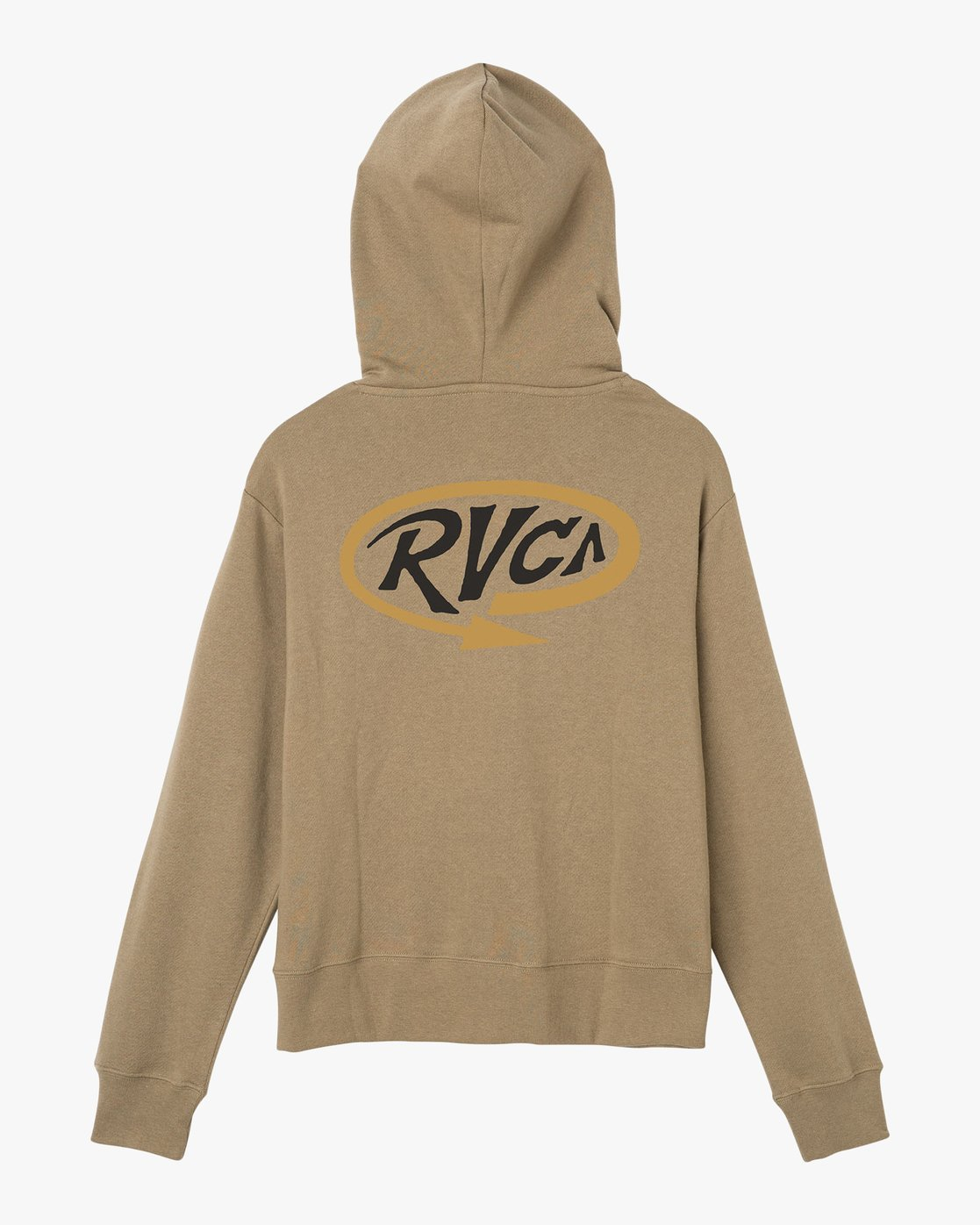 4 Looped Hoodie  W614QRLO RVCA