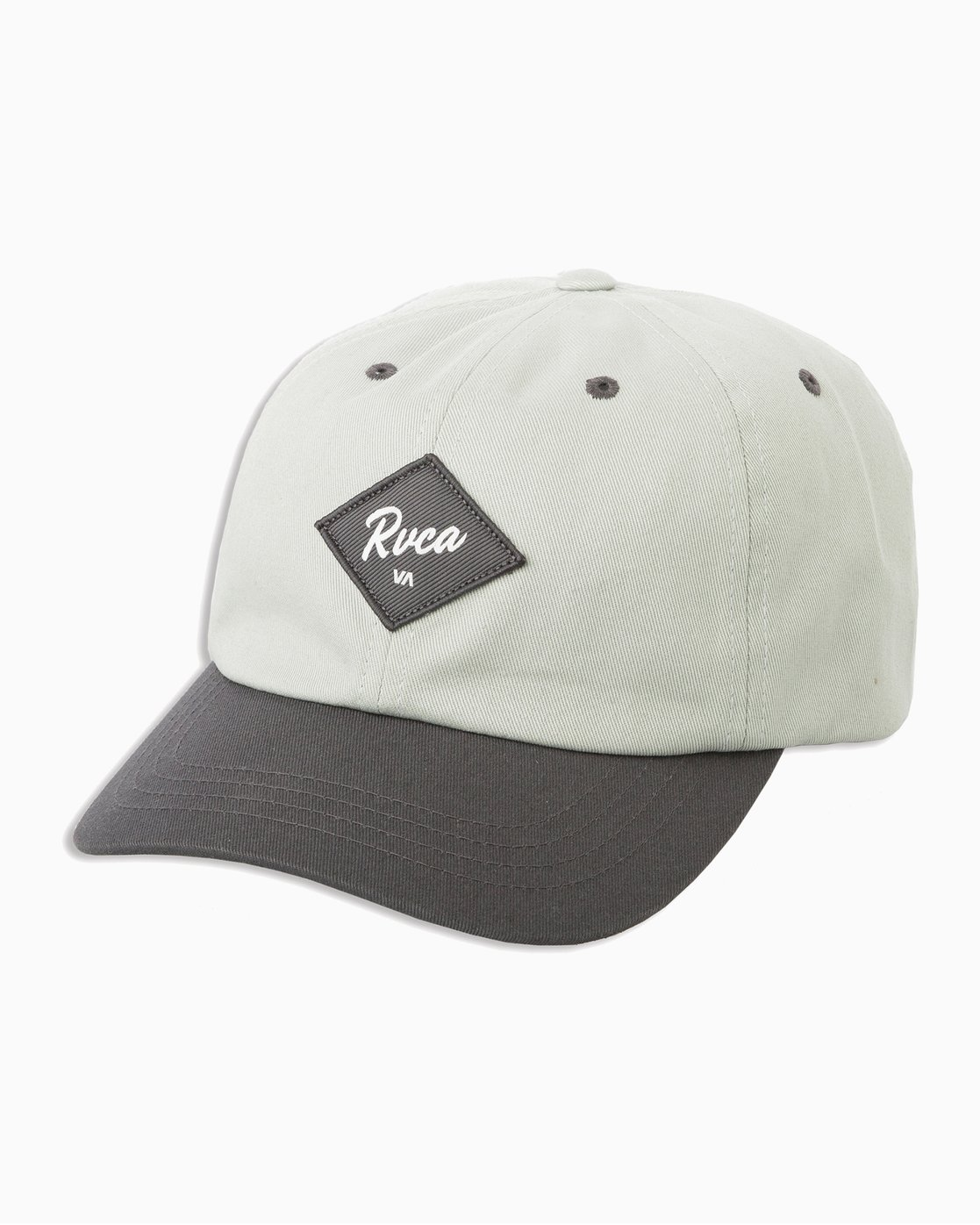 0 Tom Gerrard Holla Dad Hat Grey WAHWTRHO RVCA e5e6b4c936a