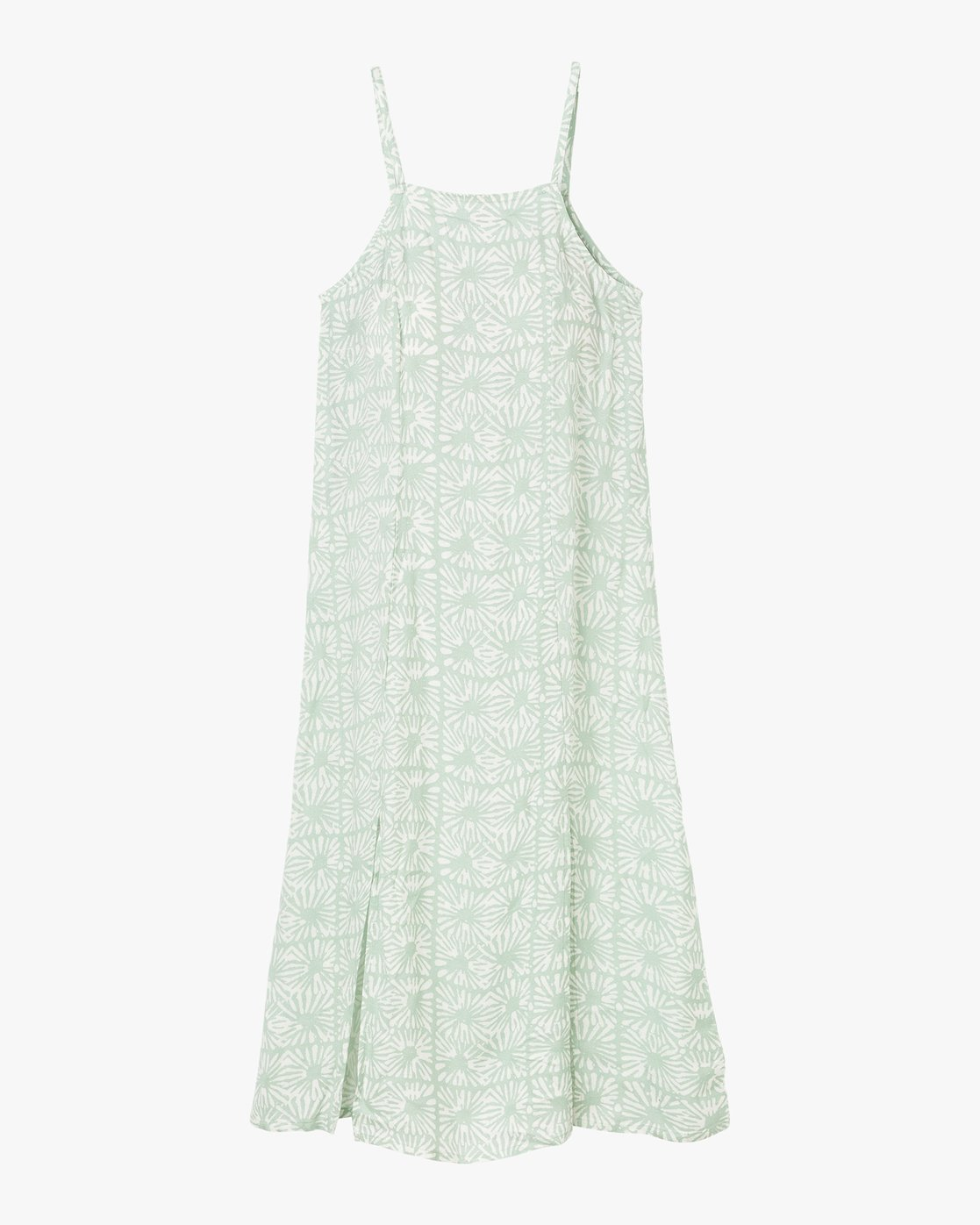 5 Garland Midi Dress Green WD01PRGA RVCA