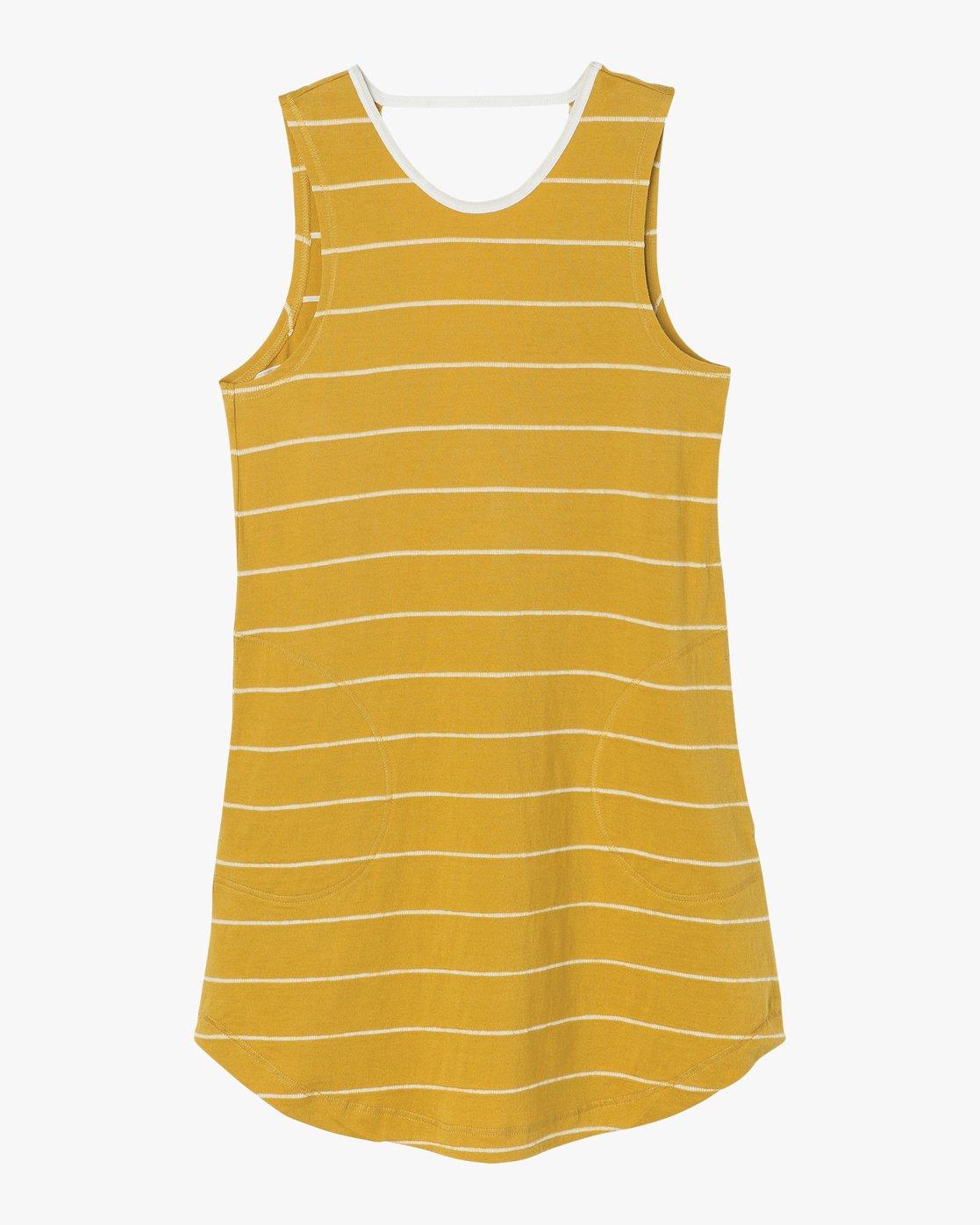 4 Byrdie Striped Knit Dress  WD06NRBY RVCA