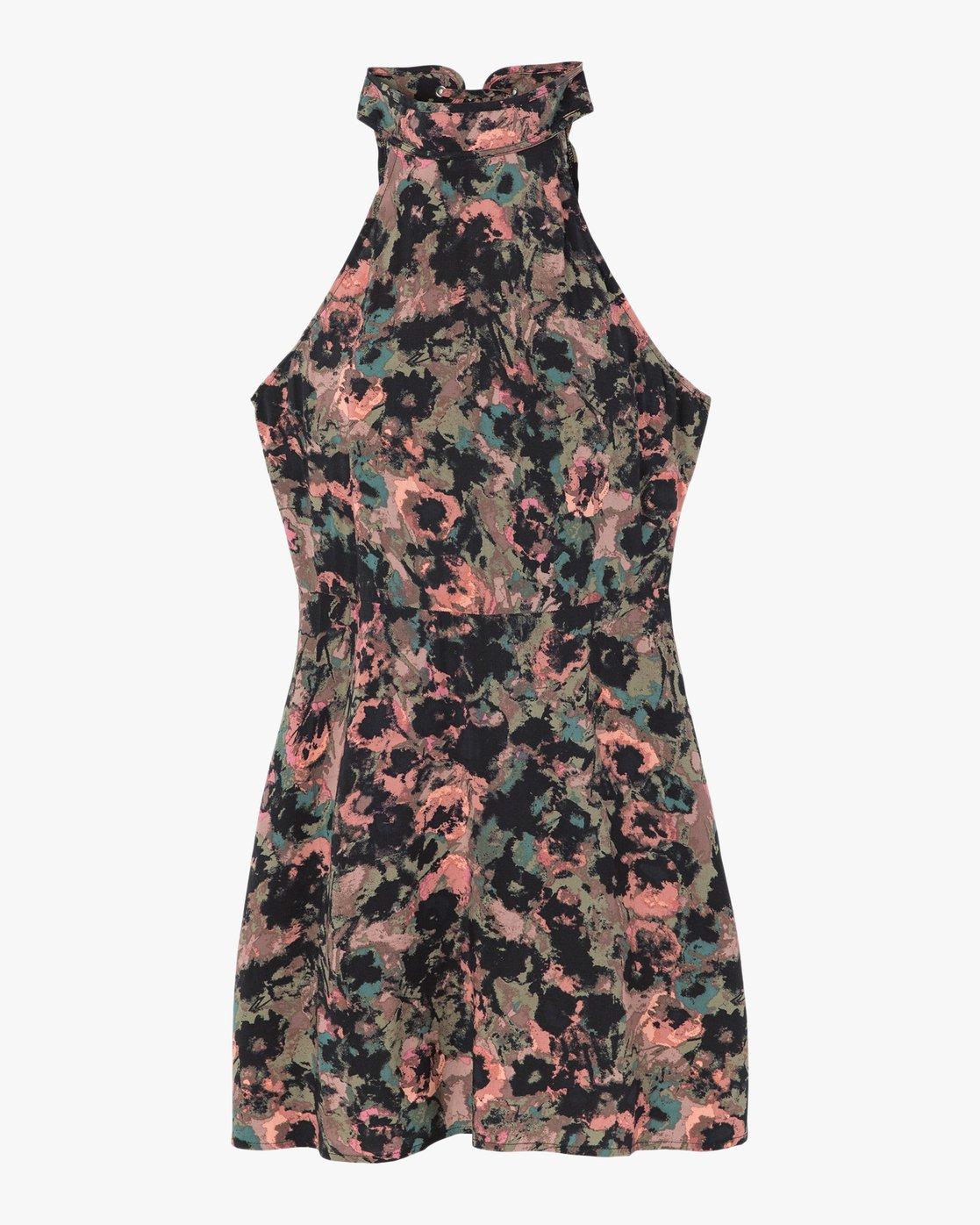 4 Kingsman Floral Dress  WD11NRKI RVCA