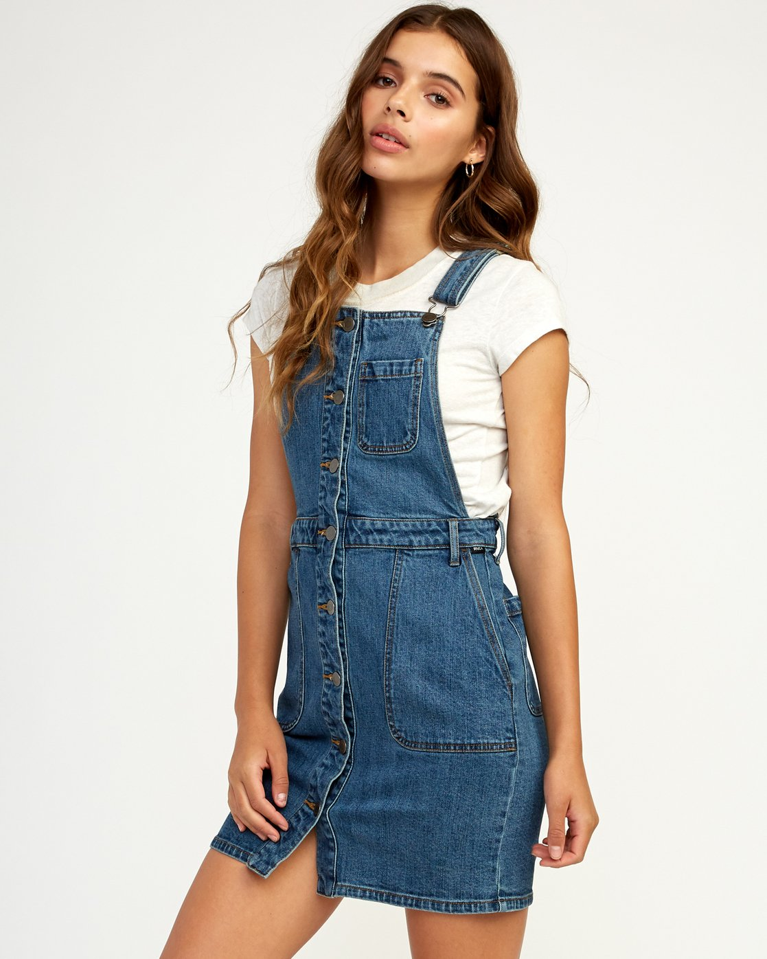 68889517561 Denim Overall Dress - Photo Dress Wallpaper HD AOrg
