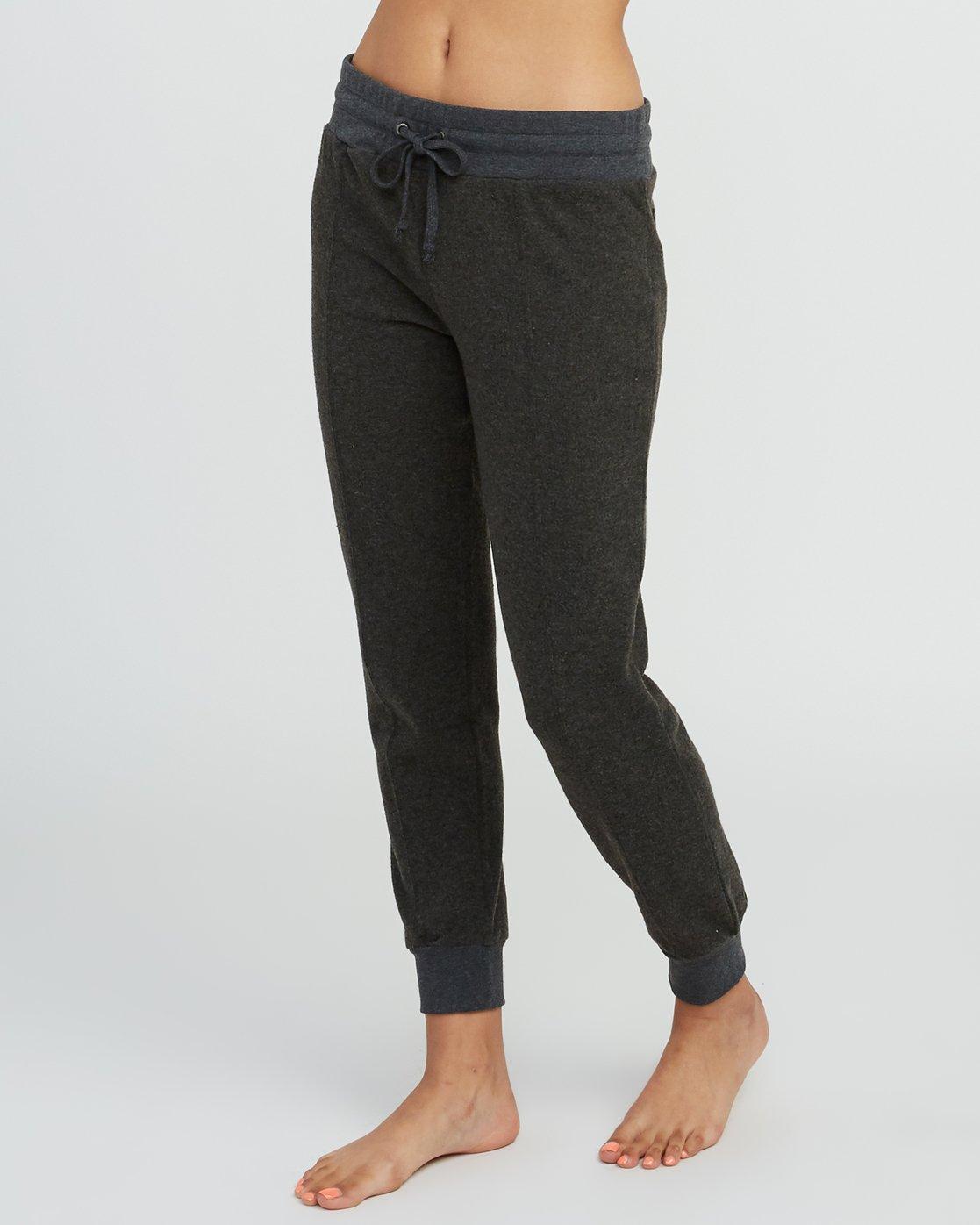 0 Kick It Fleece Pant Grey WL02SRKI RVCA