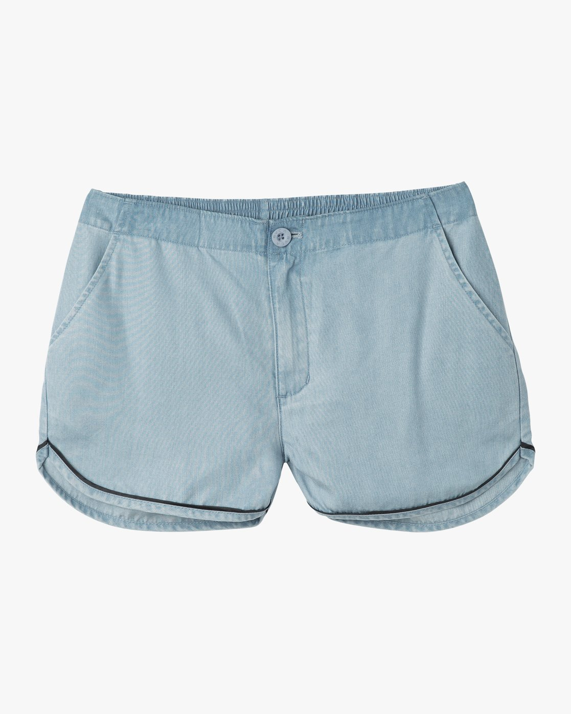 5 Golden Days Chambray Short  WL203GOD RVCA