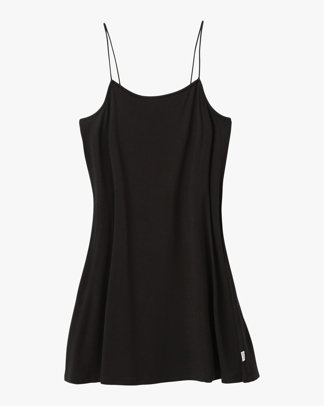 4 Rachel Swing Tank Dress Black WLD07RAC RVCA