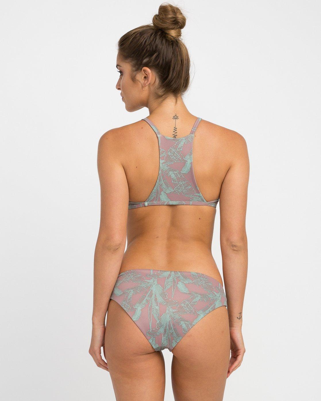 0 Palmer Reversible Full Bikini Bottoms  XB04NRPF RVCA