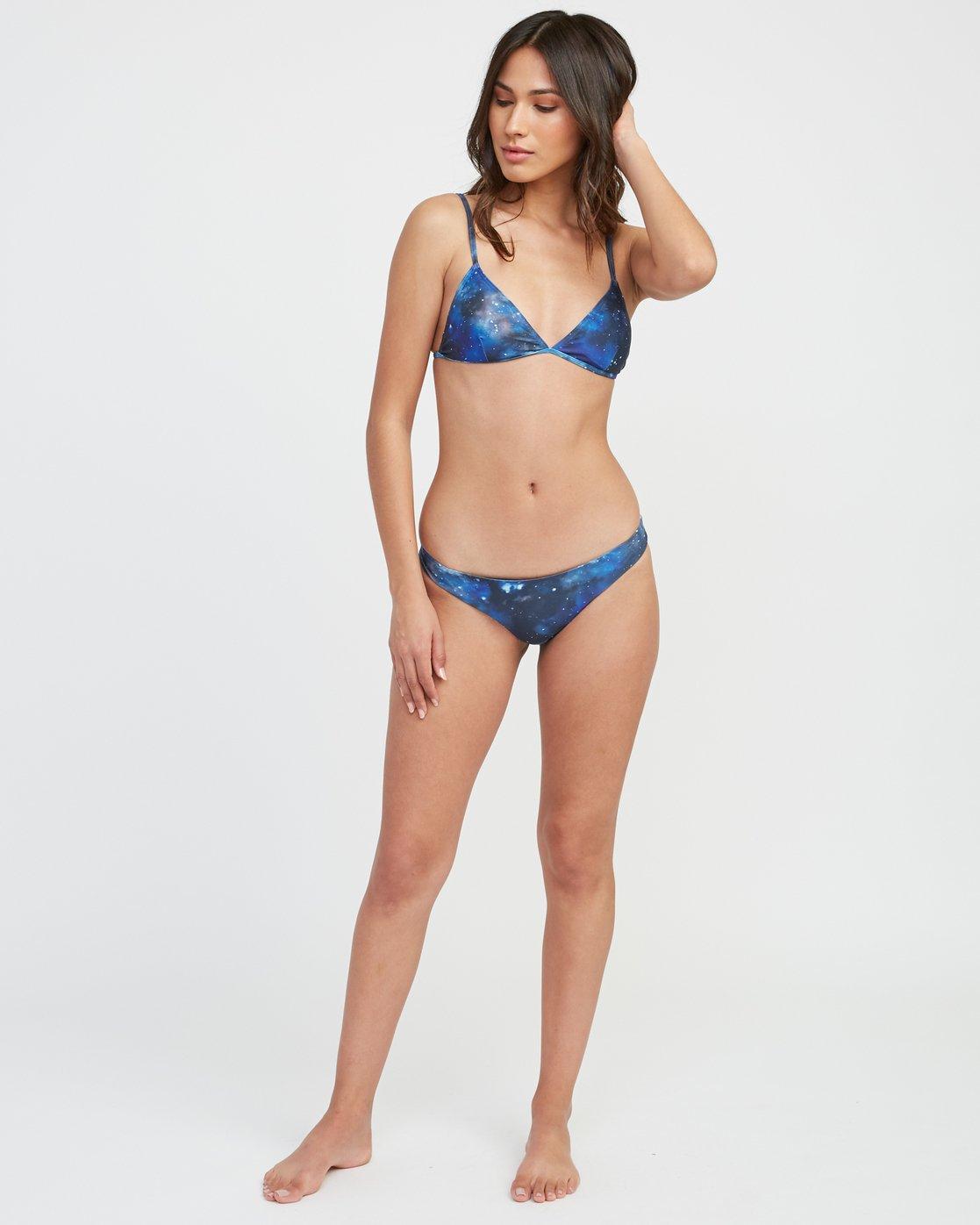 4 Michelle Blade Celestial Triangle Bikini Top Multicolor XT13SRCT RVCA