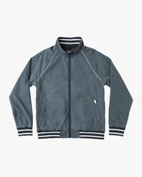0 Neutral Jackie Bomber Jacket Blue M703NRJJ RVCA