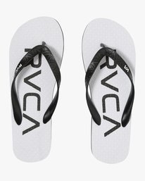 0 Trench Town 3 Sandal White MFOTTRTR RVCA