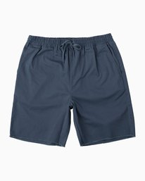 0 Dayshift Elastic Shorts  MK202DAE RVCA
