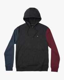 0 Mixed Bag Pullover Hoodie  MMFF01MX RVCA