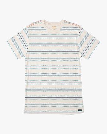 0 Boy's Feeder Stripe T-Shirt  B406QRFE RVCA