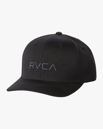 RVCA FLEX FIT BOYS  BAHWSRFF