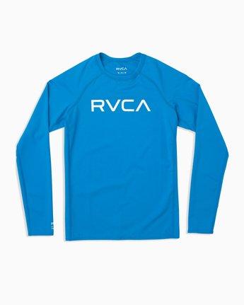 LS RVCA RASHGUARD  BR11TRLR